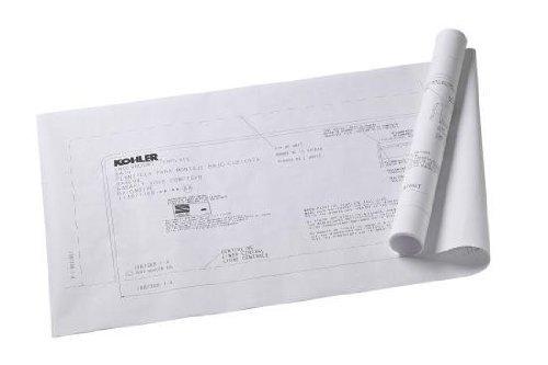 Kohler K-590-NA Underscore 5-Foot Undermount Kit
