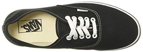 Baskets Mixte Vans Black Enfant K Mode Authentic ZBOqE