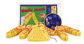 Kit Learning Wrap (Learning Wrap-ups Multiplication Center Kit with)