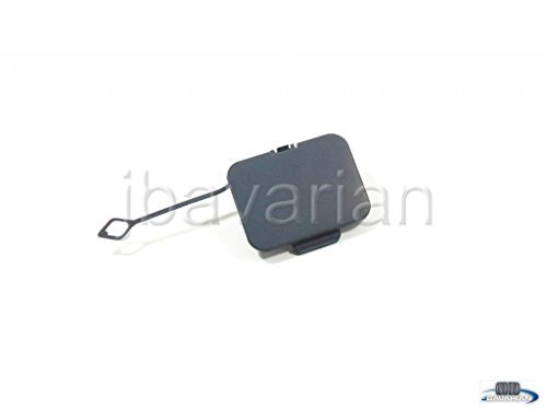 tow hook cover e46 - 3