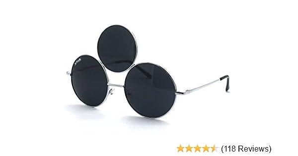 08ad0b3a9a Amazon.com  BLACK THIRD EYE SUNGLASSES by Shivas  Clothing