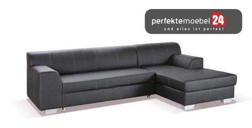 Sofa mit Schlaffunktion Sofagarnitur Wohnlandschaft Eckcouch Couch Ecke JUPITER (dafne)