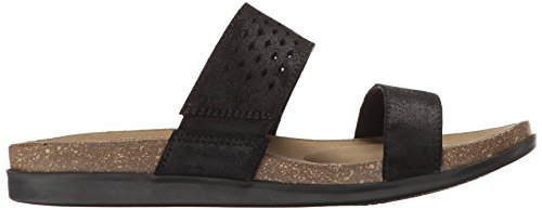 Rockport Slide Romilly Total Suede Motion Women's Black SnqRrBZSW