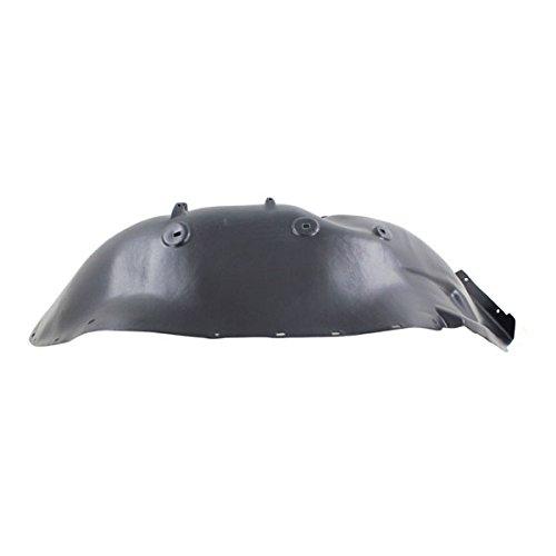 11-14 Silverado Pickup Front Upper Splash Shield Inner Fender Liner Right Side