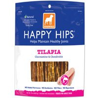 Dogswell Happy Hips Tilapia Jerky Dog Treats, My Pet Supplies