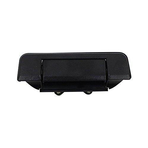 (Titanium Plus 1984-1988 Toyota Pickup REAR TAIL GATE HANDLE TEXTURE BLACK USE DIFFERENT CLIP)