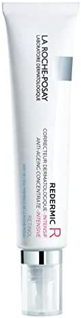 La Roche-Posay Redermic R Anti-Aging Retinol Serum Concentrate to Visibly Reduce Wrinkles, 1.01 Fl. Oz.