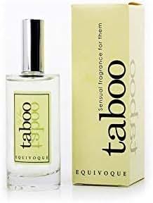 Ruf Taboo Pheromone Equivoque 50 ml Sensual Fragrance for Them by RUF
