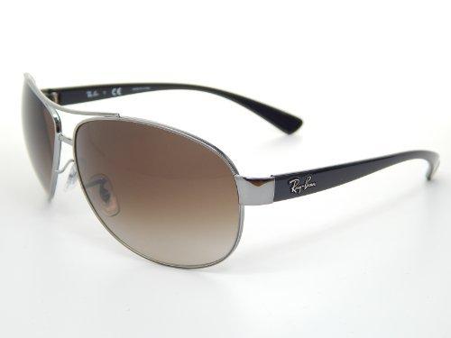 Ray Ban RB3386 004/13 Gunmetal/ Brown Gradient 67mm - Sunglasses Ray Rb3386 Ban