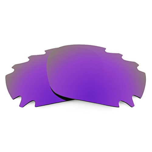 Revant Vented Lenses for Oakley Racing Jacket Polarized Plasma Purple AF