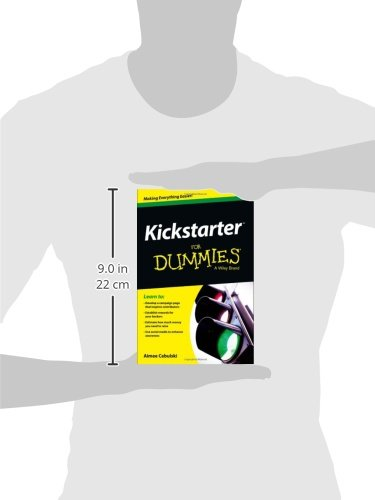 Kickstarter For Dummies