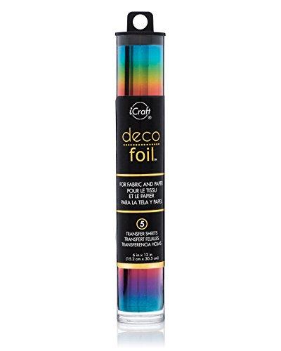 Therm O Web Deco Foil, Rainbow
