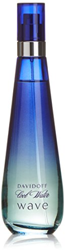Cool Water Wave By Davidoff For Women. Eau De Toilette Spray 3.4-Ounces (Cool Wave)