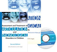 Assessment and Treatment of Articulation and Phonological Disorders  + Articulation and Phonological Disorders Resource