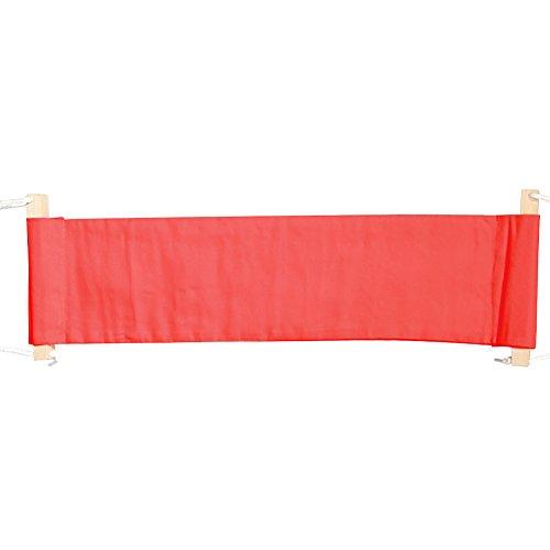 Pellor Fußablage Hängesessel für Büro Schreibtisch Hängematte (Rot)