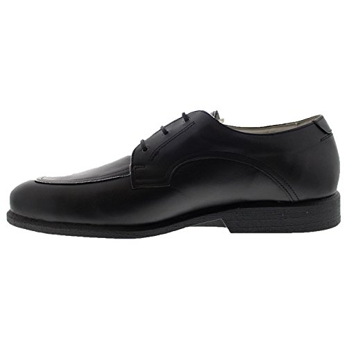 Black Nautilus Leather Shoes Arcopedico Mens 7IHwcPO