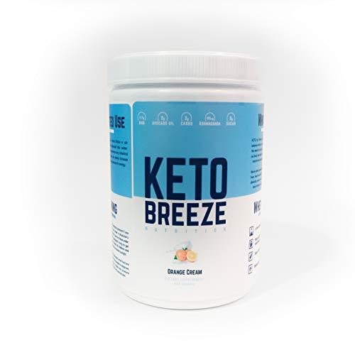 Cheap Keto Breeze: Exogenous Ketones | BHB Salts + Ashwaghanda + Avocado Oil | Ketogenic Weight Loss | Increase Energy & Focus