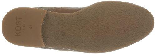Kost Krockyro - Botas de cuero hombre marrón - Marron (Cognac/Kaki)