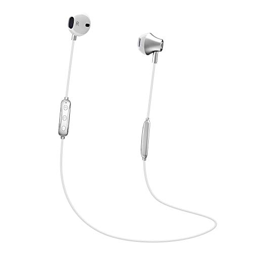 Mini Bluetooth Earbud, LBell V4.2 Bluetooth Headphone, Smallest Wireless Invisible Headphone, Sport Earbud 5-Hr Playtime Invisible Headset with Mic for Android Smart Phones(One Pcs)