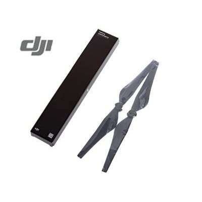 4 Pcs DJI Original Inspire Quick Release Propeller (CW+CCW) for Inspire 1 1345T, Inspire 1 V2.0 and Inspire 1 Pro - Black: Camera & Photo