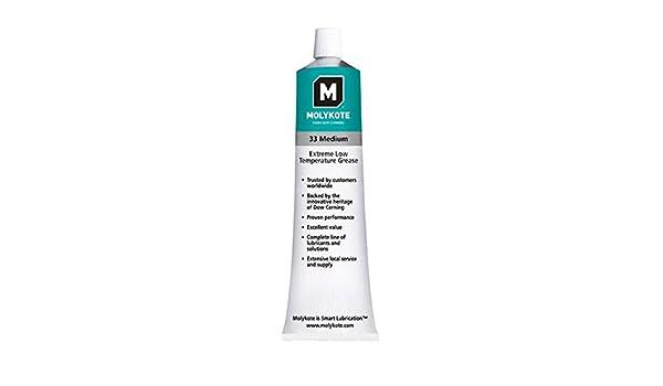 Molykote - 100g 33 medio grasa de silicona: Amazon.es: Bricolaje y herramientas