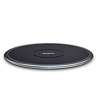 ESR Fast Wireless Charger [Upgraded] [Stay-Cool Design] for iPhone Xs Max/XR/Xs/X, Samsung Note 9/S9/S9 Plus/S8,and more (No AC Adapter) -Black (B07BRM2PL9) | Amazon Products