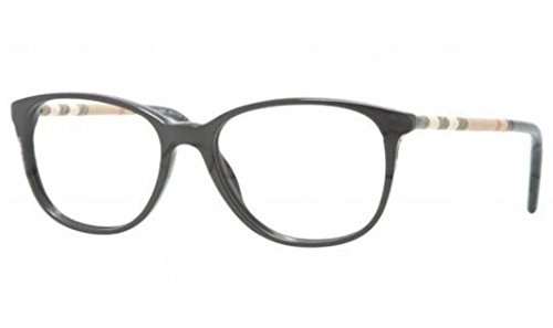 Burberry Eyeglasses BE 2112 BLACK 3001 BE2112 52