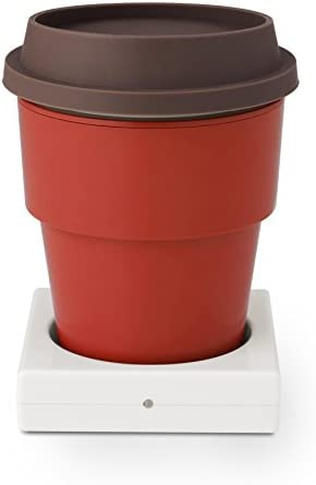 Green House USB Insert Cup Warmer GH-CUPA-RD (Red)【Japan Domestic Genuine Products】 / Green House USB Insert Cup Warmer GH-CUPA-RD (Red)【Japan Domestic Genuine Products】