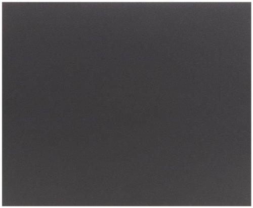 Norton T414 Blue-Bak Abrasive Sheet, Paper Backing, Silicon Carbide, Waterproof, Grit 600, 9