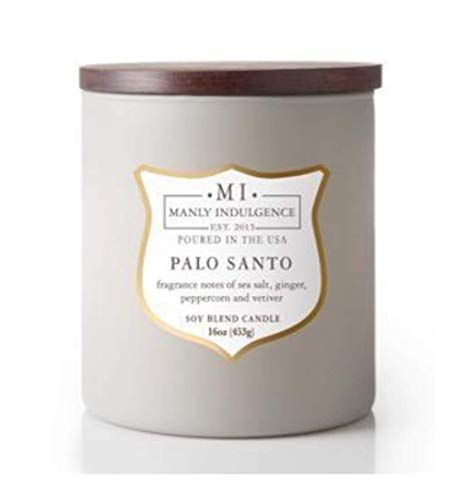 Manly Indulgence Palo Santo 15 oz Scented ()