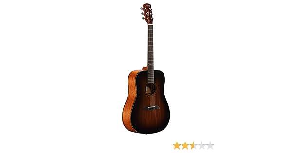 Alvarez ad66shb Artist Serie – Guitarra: Amazon.es: Instrumentos ...
