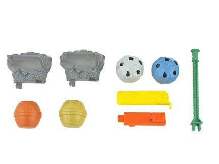 Fisher-Price Thomas & Friends TrackMaster - Mad Dash Around Sodor Set - Replacement Small Parts Bag