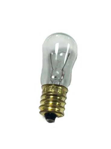 12v 6w Light Bulb Ge Fridge Water/ice Compartment (12 Volt 6 Watt Bulb)