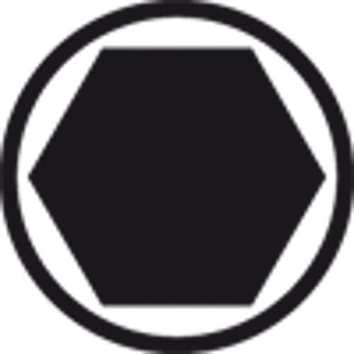 Portabits Porta-Puntas Force con bloqueo mec/ánico 7148CF CentroFix Force 1//4 Ref 7148CF WIHA 39133