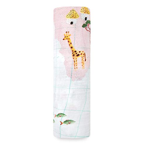 aden anais Classic Swaddle Blanket product image