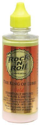 Rock N Roll 135816 Gold Chain Lubricant, 4 Ounce
