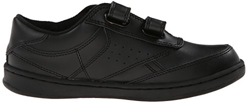 Black Kid Vinny Shoe Toddler Kid Academie Little Big Gear velcro PBzUUq