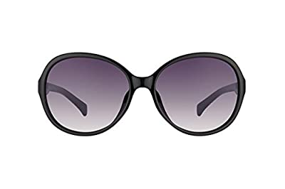 Calvin Klein Jeans Sunglasses CKJ723S 001 Black Grey Gradient