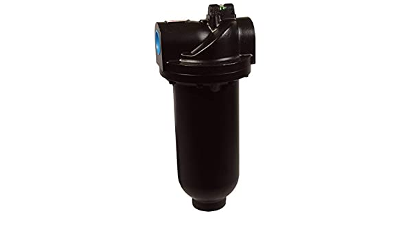 Dixon F35-0BAMB Automatic Drain Wilkerson Airline Jumbo Filter with Heavy Duty Metal Bowl 1280 SCFM Flow 150 psig Pressure 1-1//2 Size Dixon Valve /& Coupling 1-1//2 Size
