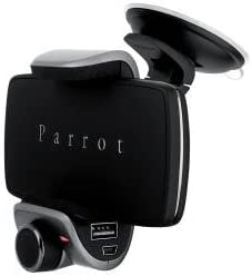 Parrot Minikit Smart - Manos libres Bluetooth para móvil, negro