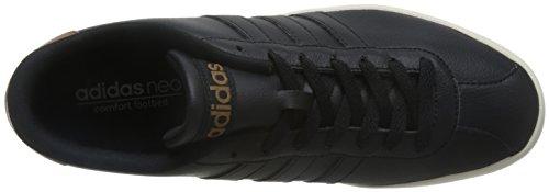 adidas NEO Herren Sneakers Vlcourt Vulc Schwarz (200) 411/3