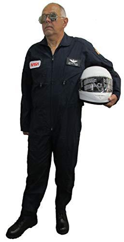 USAF-NASA Astronaut Costume - Major Nelson (Large, Navy