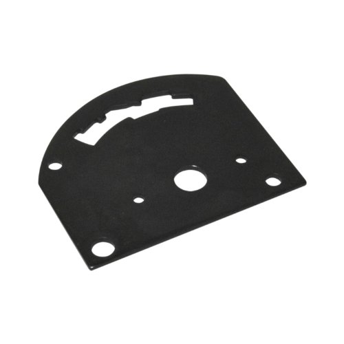 B&M 80710 3-Speed Reverse Pattern Gate Plate for Pro Stick Automatic Shifter