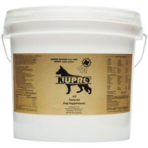 Nupro Supplements 330015 Nupro Dog Supplement 20Lb Buckt