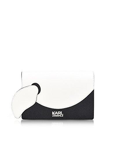 Karl Lagerfeld Borsa A Spalla Donna 76KW3010 Pvc Multicolor