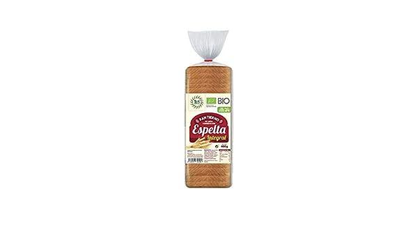 Pan tierno de espelta integral de larga duración Sol Natural 400 g ...