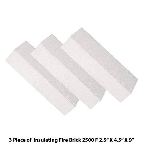 HFK-25 Insulating FireBrick 2500F 2.5