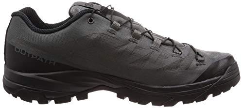 black Randonnée Magnet black Chaussures Basses Salomon De Gtx Outpath Homme z1xnqaH