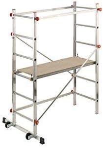 Gierre M121439 - Andamio aluminio clip rapido fa100: Amazon.es: Bricolaje y herramientas