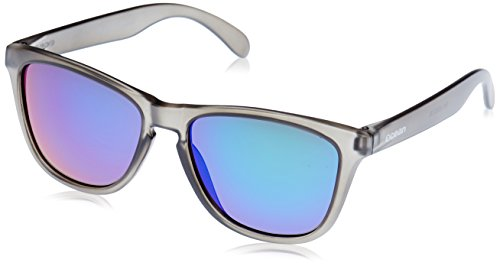 Talla Sea Sol única Negro Unisex Verde Amarillo Sunglasses Gafas de 55 revo Color Negro Ocean transparente 8v54qq